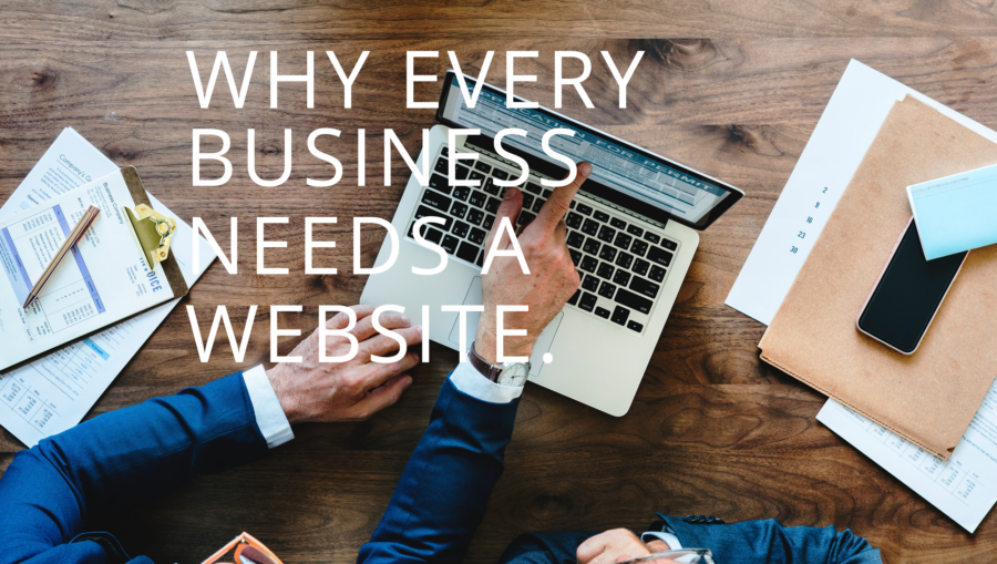 Why Does Every Business Need a Website in Today's World?